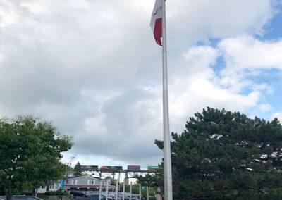 60' Flagpole