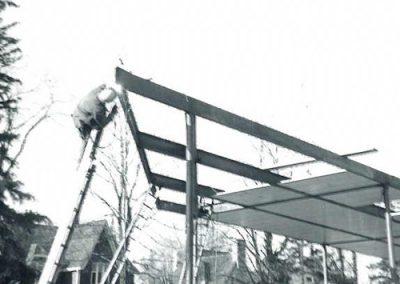 Field Welding 1960's