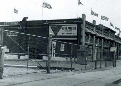 Flagpoles 1950's