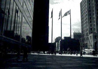 Flagpoles 1970's