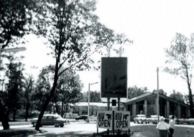 Sign Structure 1960's