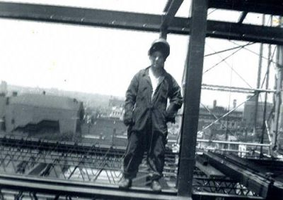 Structural Steel Welding 1950's